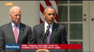 Obama: U.S. to Reopen Embassy in Cuba