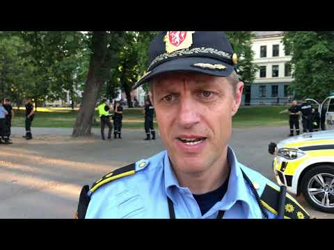 Knivstikking i Sofienbergparken i Oslo