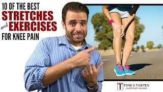 Knee Pain Exercises and Stretches