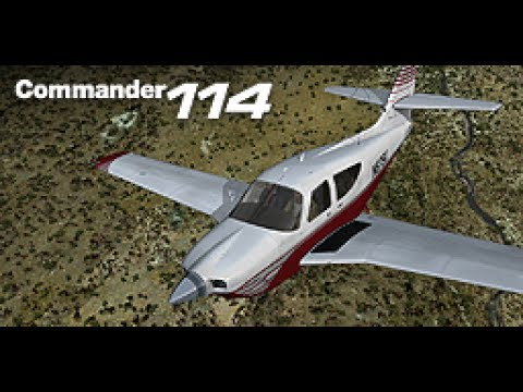 AC11 Rockwell Commander 114 by:  (Carenado).