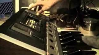 Moog Taurus 1 vintage foot controlled bass synth