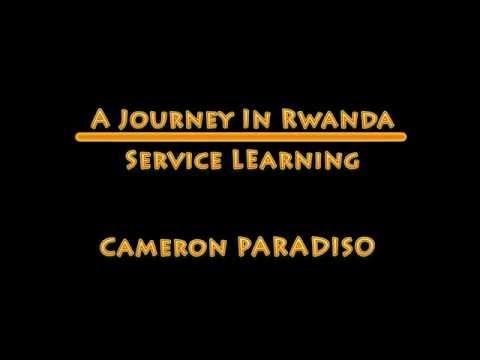 A Journey in Rwanda