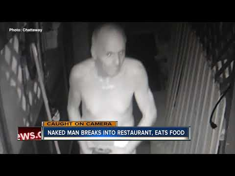 Man breaks into St. Pete restaurant; strips naked and eats soup Mp3