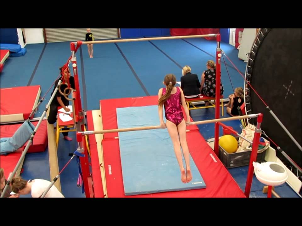 Gymnastics Competition Youtube