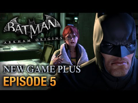 Batman: Arkham Origins - Walkthrough - Episode 5: The GCPD [PC 1080p]