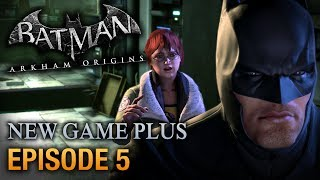 Batman: Arkham Origins - Walkthrough - Episode 5: The GCPD [PC 1080p]