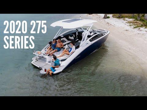 Yamaha's All-New 275