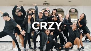 Kehlani - CRZY (Dance Video) | @besperon Choreography #CRZYStrong