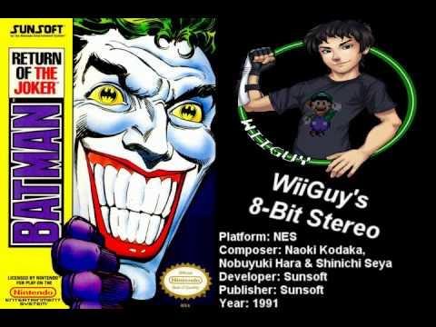 Batman: Return of The Joker (NES) Soundtrack - 8BitStereo