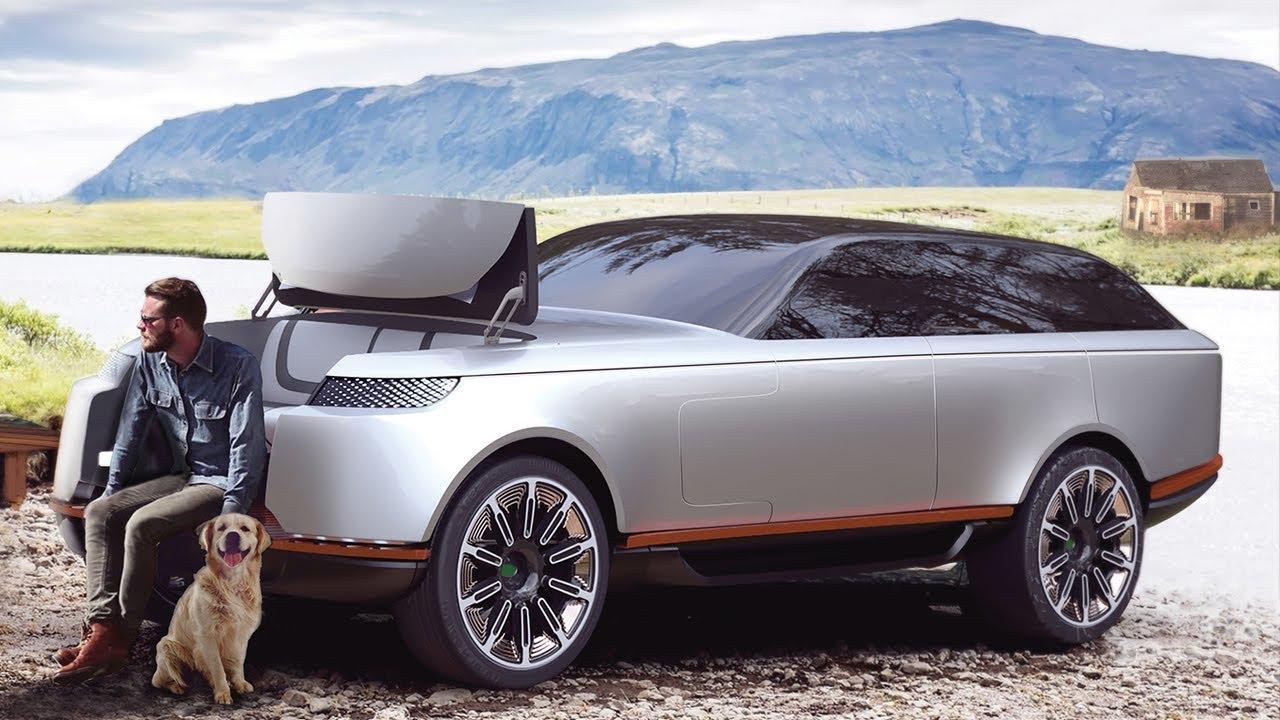 Range Rover Monument Concept