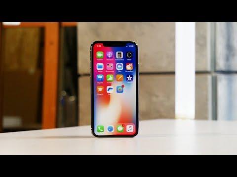 Полный обзор iPhone X