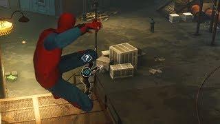 Spider-Man in Stealth Mode is Amazing - Marvel's Spider-Man