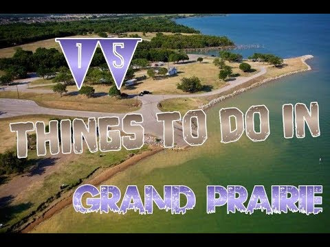 Top 15 Things To Do In Grand Prairie, Texas