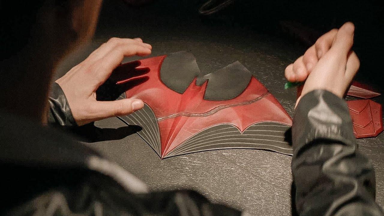 Download Batwoman 2x17 Ending. Kate Kane. Black Mask.