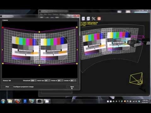Multi Projectors + Camera Calibration