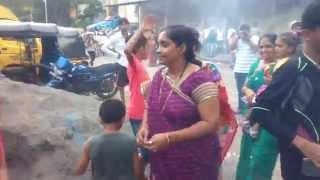 Rukshamni vivah in Purushotam maas 12072015  2