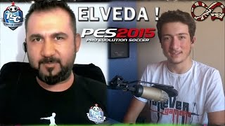 ELVEDA PES 2015 - TANTUNİSPOR vs BEŞİKTAŞ / ANALİG vs MYCLUB !