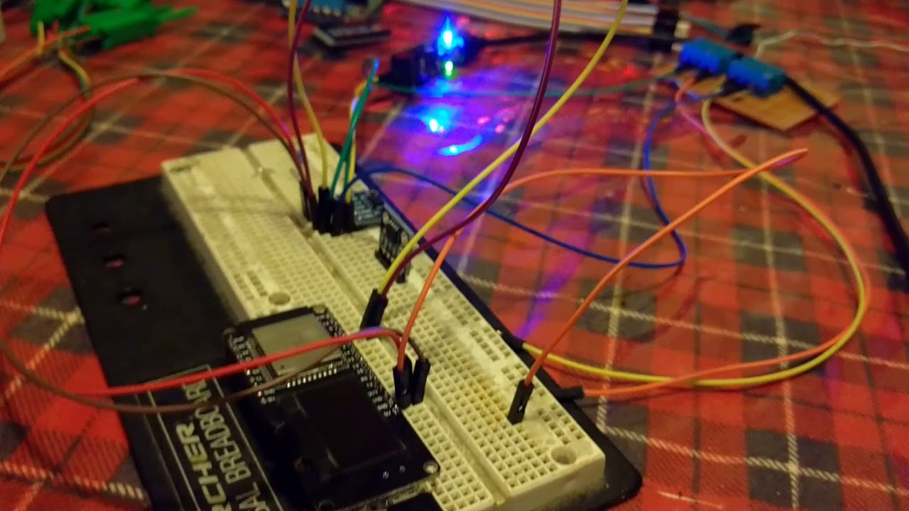 ESP32 Arduino Canbus example – Gerald Just Projects & Solutions