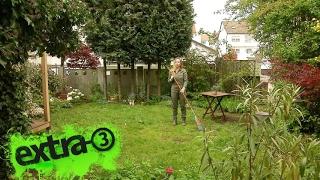 Realer Irrsinn: Parkplatz statt Garten