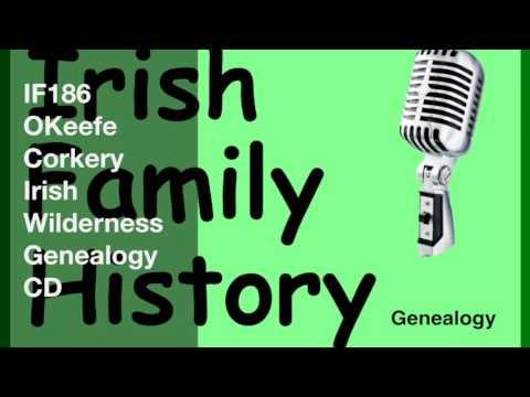 IF #186 O'Keefe, Corkery, Irish Wilderness settlement