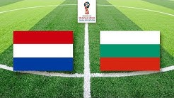 Niederlande - Bulgarien (3. September 2017) | WM2018 Qualifikation