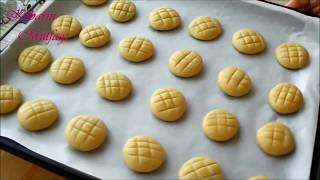 Çikolata dolgulu kurabiye tarifi - Biskrem kurabiye nasıl yapılır - Kurabiye Tarifleri
