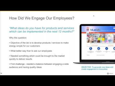 Spigit Webinar Improving Customer Centricity with EDF Energy