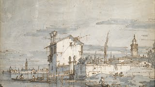 Titian to Canaletto: Drawing in Venice - an exhibition at the Ashmolean, Oxford