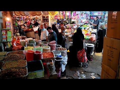 العراقيون يستقبلون رمضان بغصة وجيوب فارغة وظروف صحية واقتصادية صعبة…  - 17:58-2021 / 4 / 13