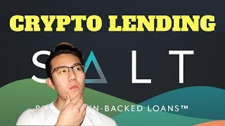 SALT is THE Crypto-Lending Platform | Salt Cryptocurrency Review + Price Prediction