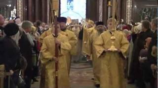 В Москве встретили Пояс Пресвятой Богородицы