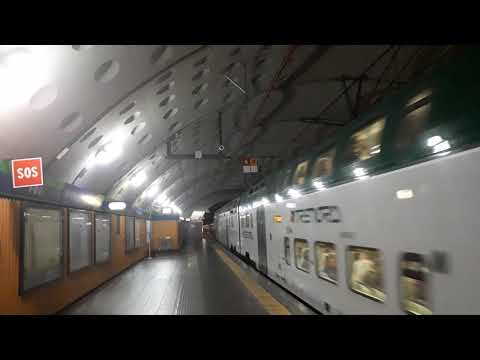 Due TSR in partenza da Milano Repubblica