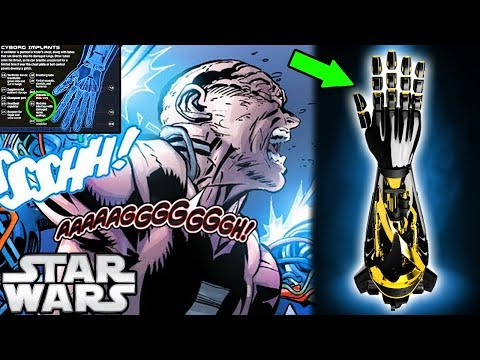 Does Darth Vader FEEL His Cybernetics? - Star Wars Explained