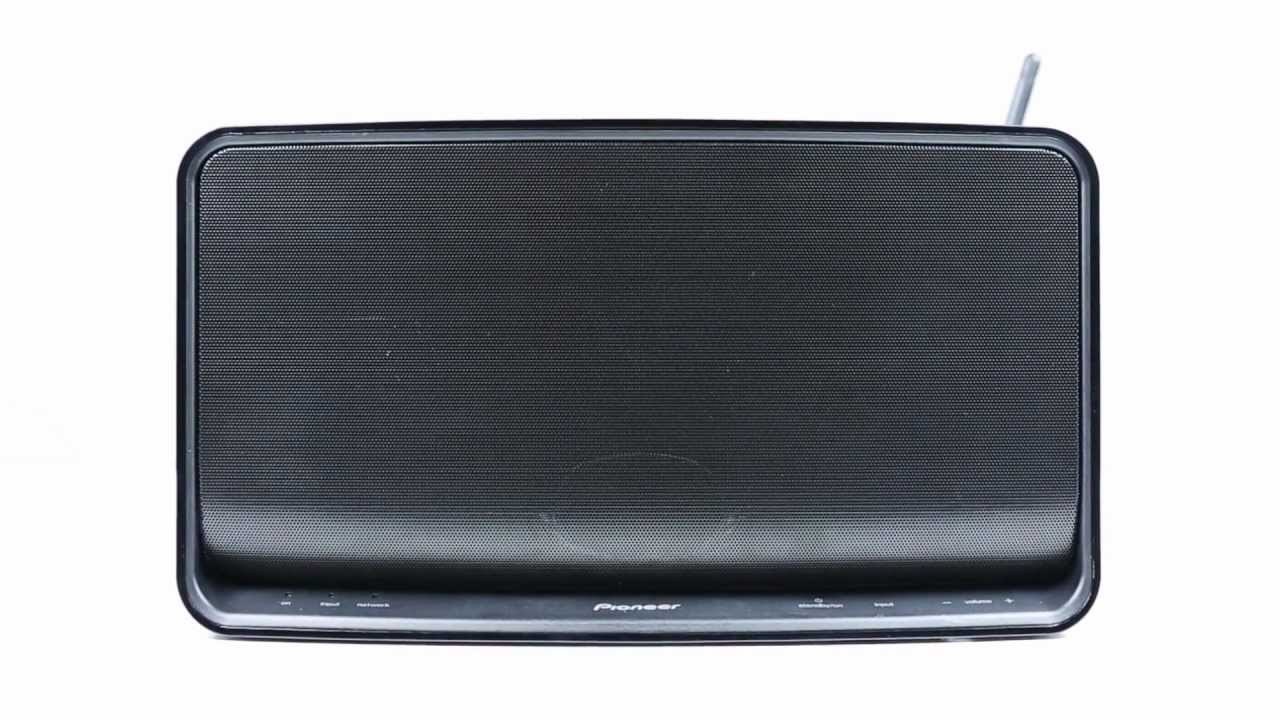 Pioneer Wireless Speakers: Set up with a WPS Router