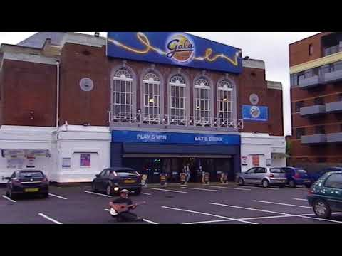 Beatles Venue - Adelphi Cinema, Slough - I Want To Hold Your Hand - Danny McEvoy