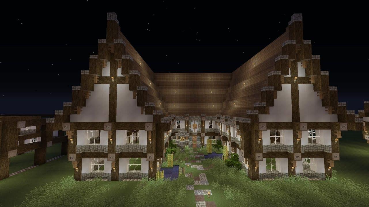 tuto contruction d 39 une maison medievale toit devanture. Black Bedroom Furniture Sets. Home Design Ideas