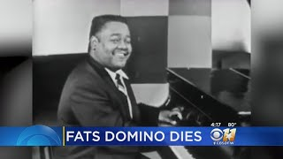 Music Legend Fats Domino Dead At The Age of 89