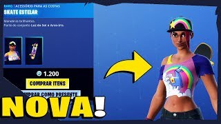 Shop of items Fortnite-today's shop 06/07/2019 new Skin