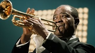 What A Wonderful World Intro Speech Louis Armstrong