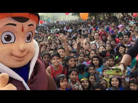 Chhota Bheem Himalayan Adventure Movie Promotions - BheemEveryWhere