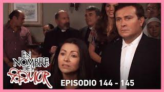 En nombre del amor: ¡El juicio final de Natalia y Cristobal! | C-144 y 145 | Tlnovelas