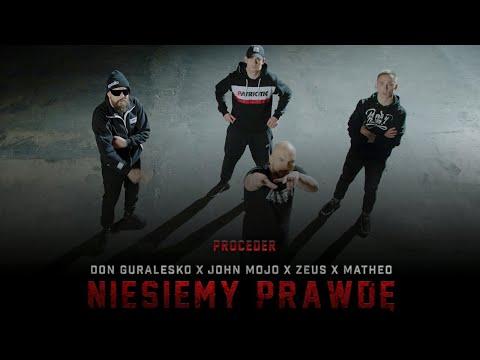 DonGURALesko x John Mojo x Zeus x Fresh Polakke - Niesiemy Prawdę
