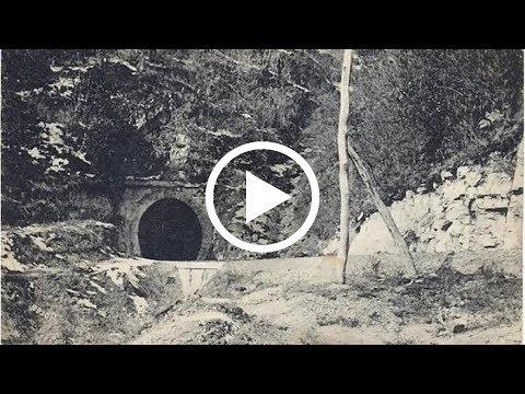România Subterană. Tuneluri,