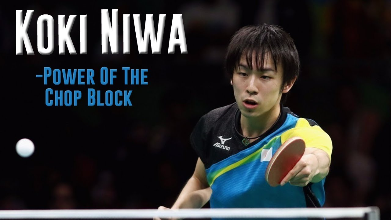 Download Koki Niwa - The Power Of The Chop Block [HD]