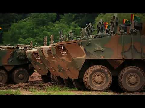Hyundai Rotem K808 Armored Personnel Carrier