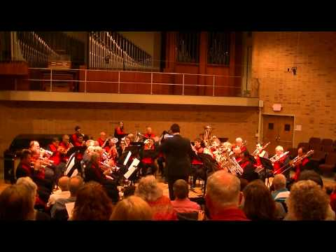 James Bond: On Her Majesty's Secret Service - Bend in the River Brass Band