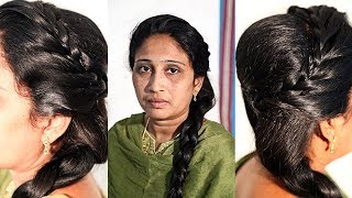 Top Braided Hairstyle Ideas 2018 | Latest Hair Styles |  #Latesthairstyle