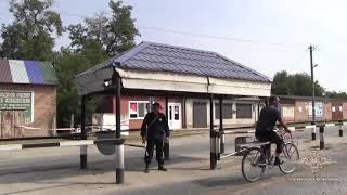 Задержание лиц, расстрелявших пост в г.Моздок