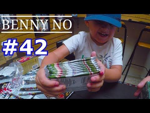 LUMPY GOES TO THE CARDSHOP | BENNY NO | VLOG #42