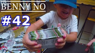 LUMPY GOES TO THE CARDSHOP | BENNY NO | VLOG #42